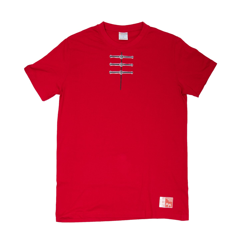 CHC T-shirt Red