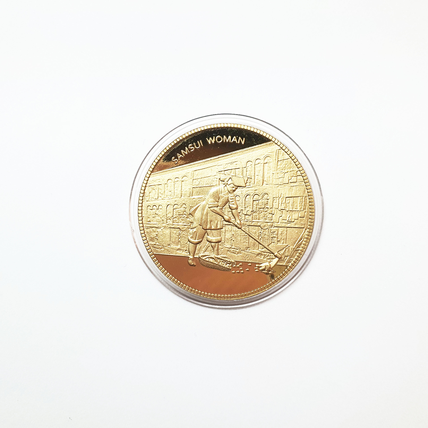 Gold Coin Chinatown Heritage Centre- Samsui Women design