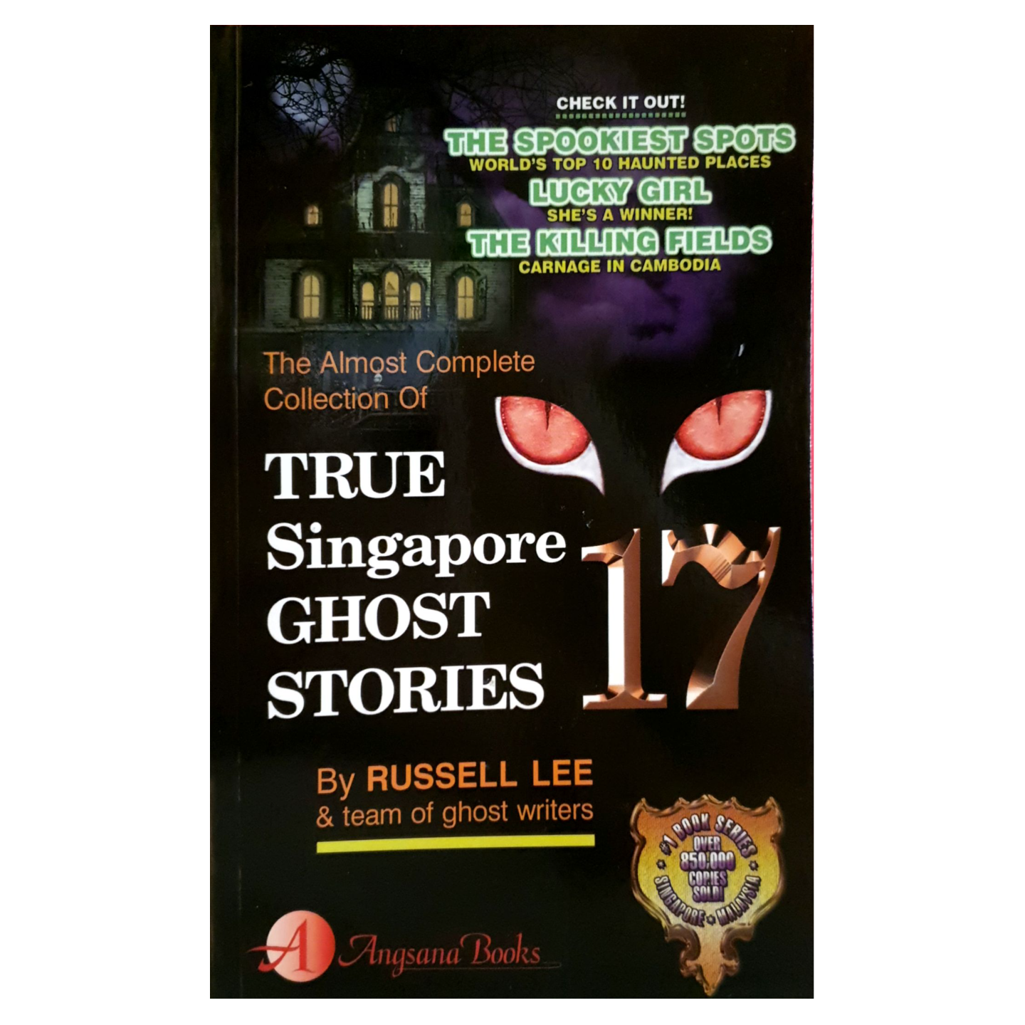 True Singapore Ghost Stories 17
