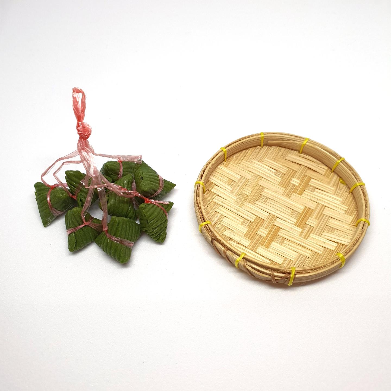 Handmade Miniature: Bak Zhang by Madam Ang Miniature World