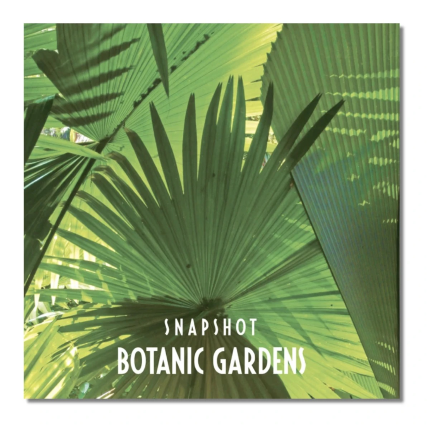 Photo Book: SNAPSHOT - Botanic Gardens