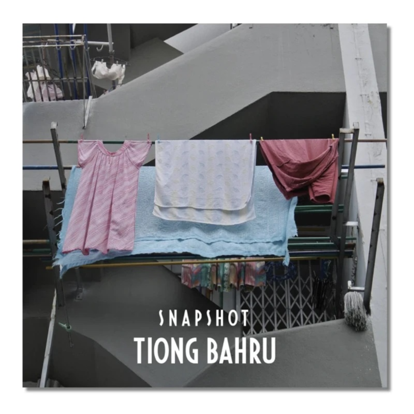 Photo Book: SNAPSHOT - Tiong Bahru