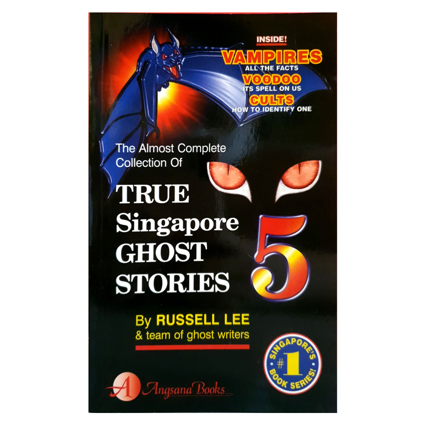 True Singapore Ghost Stories 5