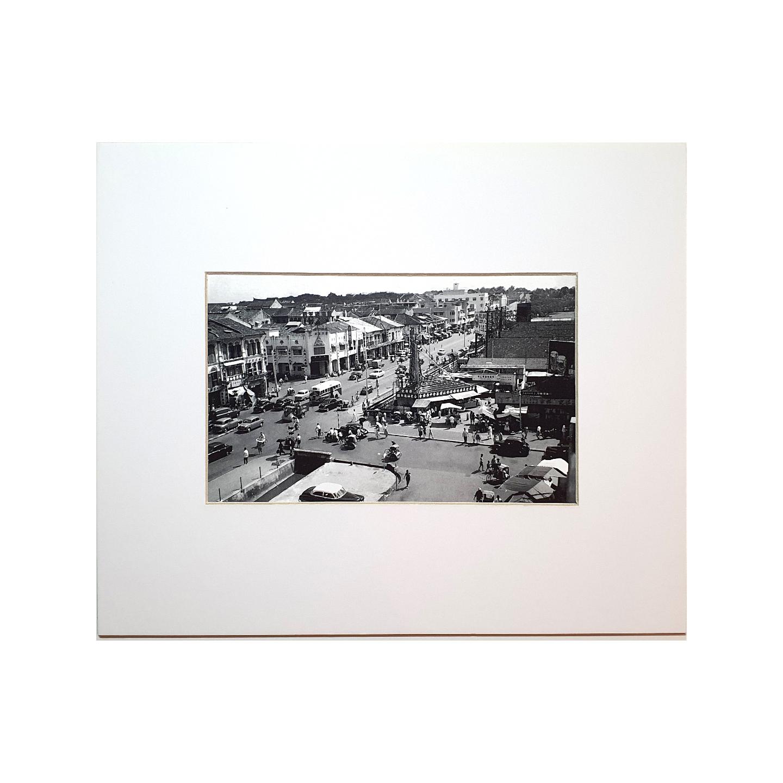 Photo Print: Chinatown 1955 by Yip Cheong Fun