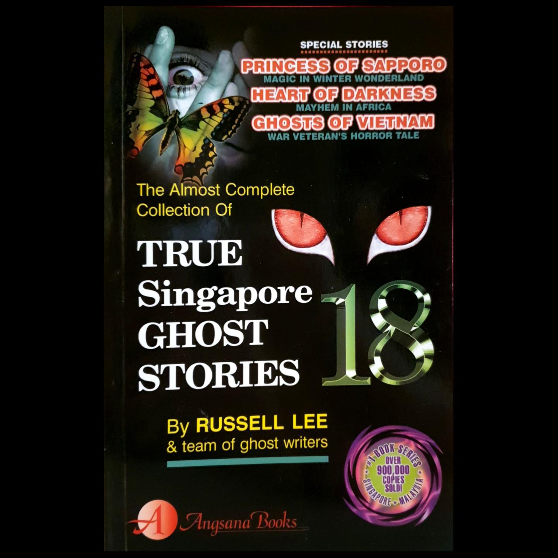 True Singapore Ghost Stories 18