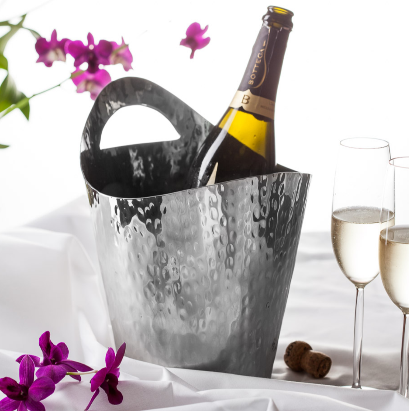 Wine Cooler - Stylish Oval