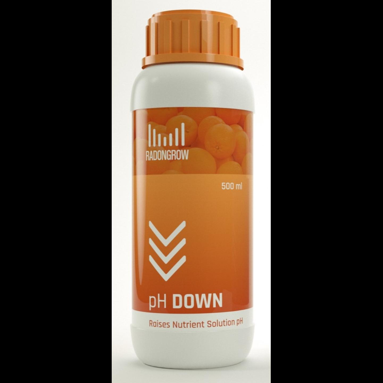 pH Down 500 ml