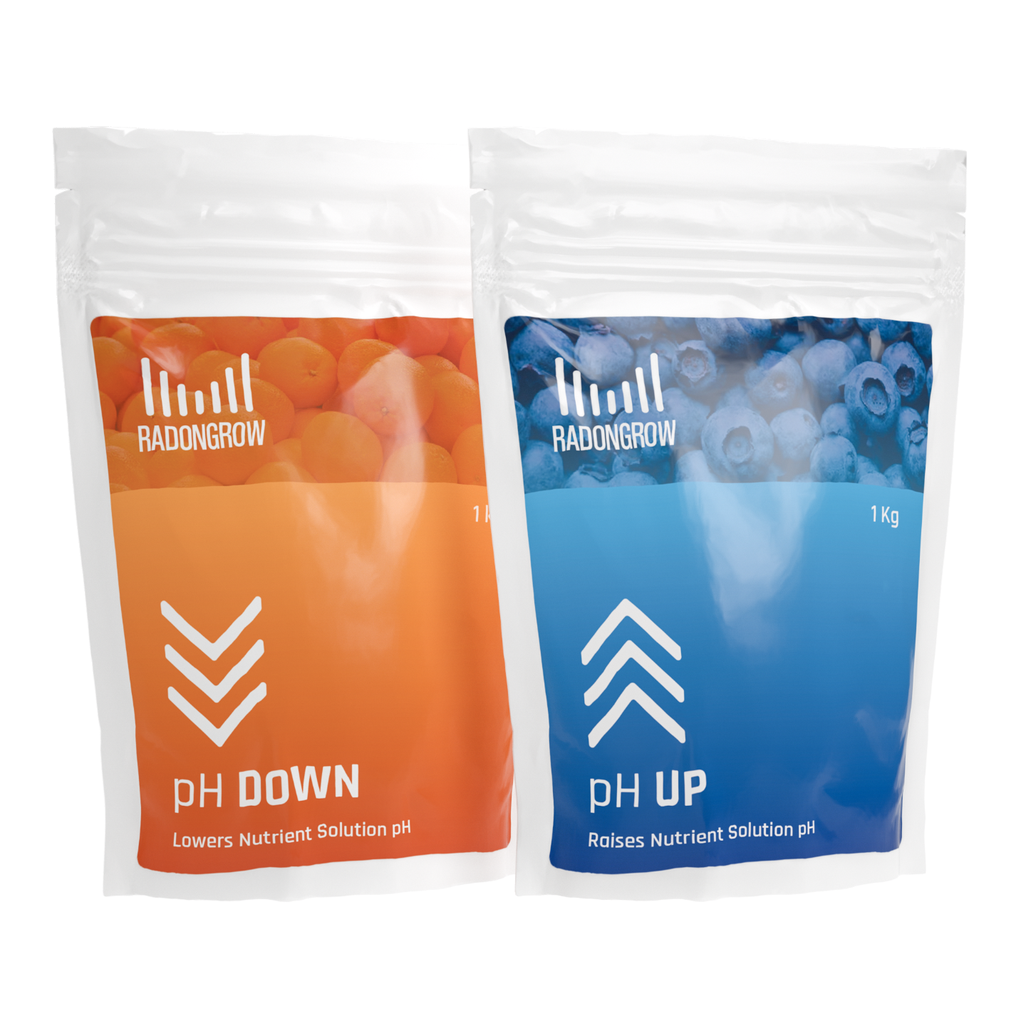 RADONGROW pH Up and pH Down Combo 2 kg