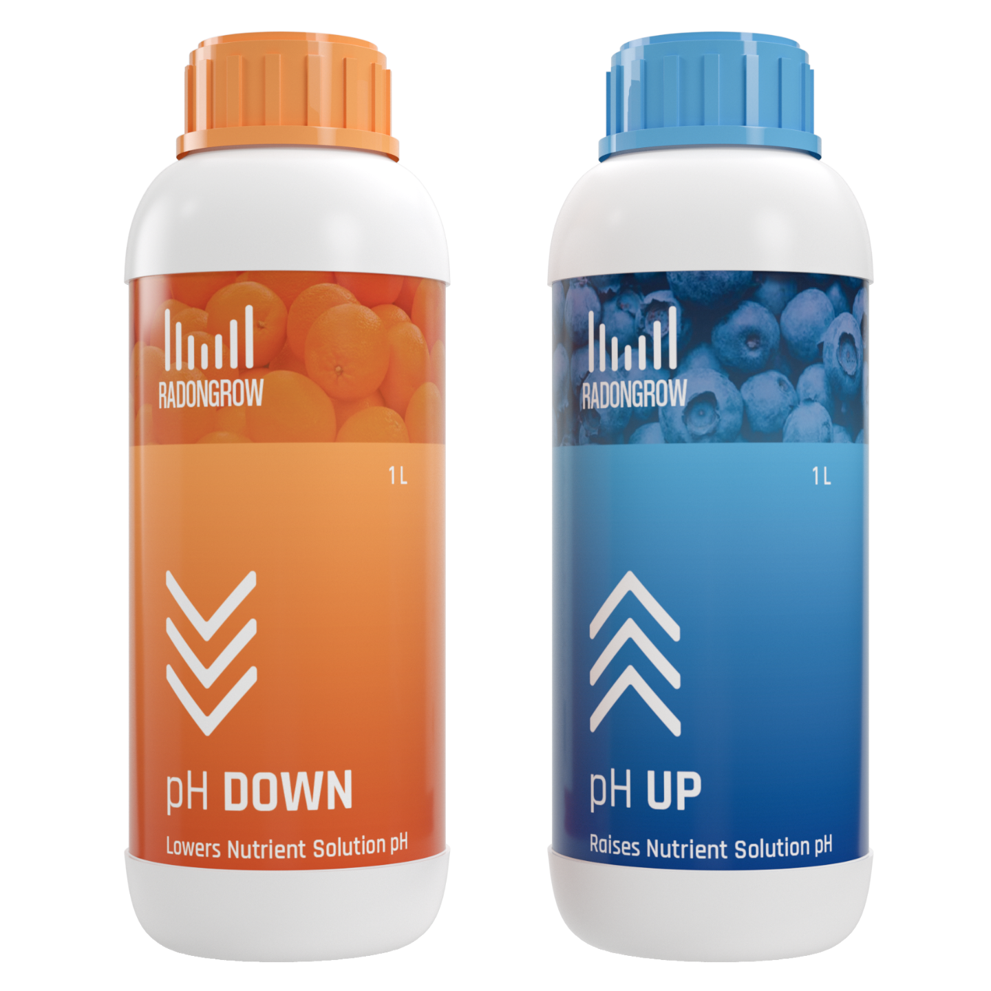 Radongrow pH Up and Down Combo 2000 ml