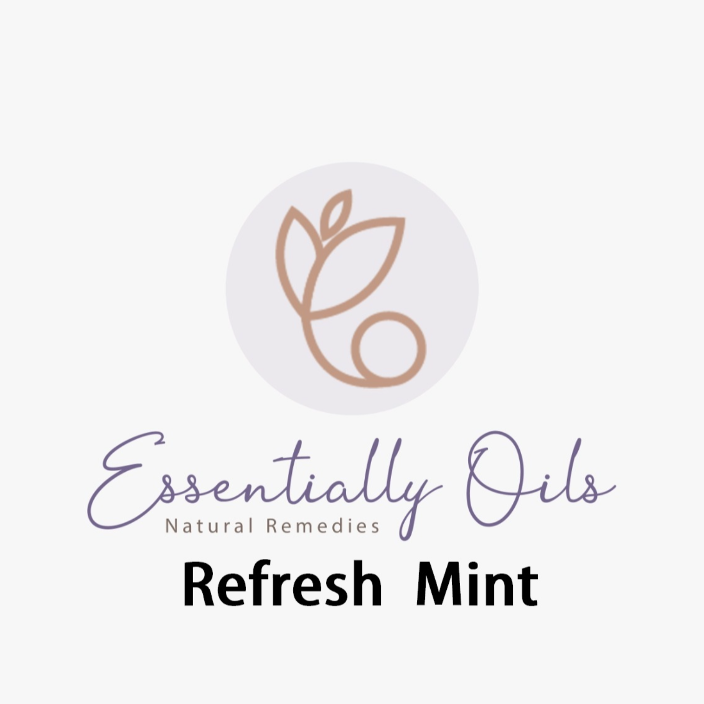 Refreshing Mint - Uplifting blend