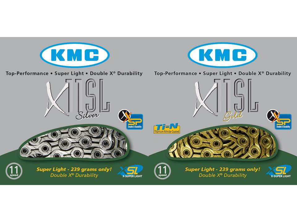 KMC x11SL SuperLight Chains