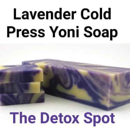 Lavender Cold Press Yoni Soap