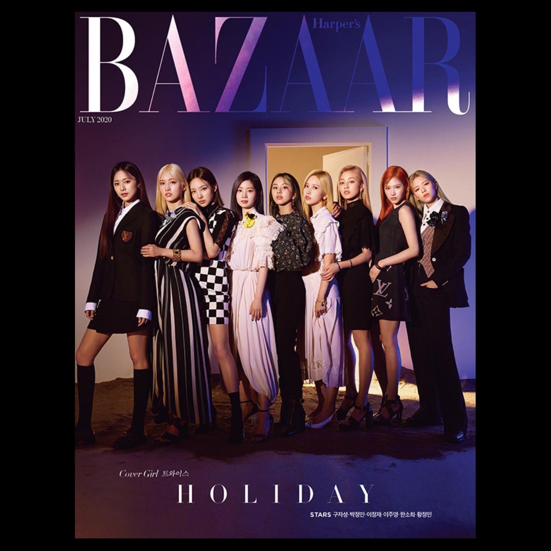 Bazaar July Issue 2020  Twice