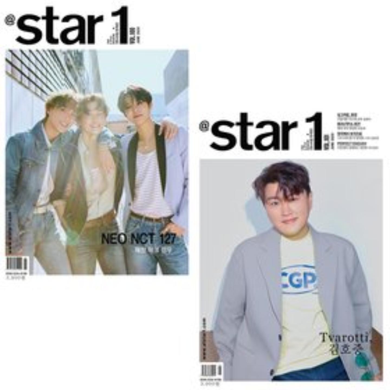At Star 1 2020.06 Nct 127 mark, Haechan, jungwoo