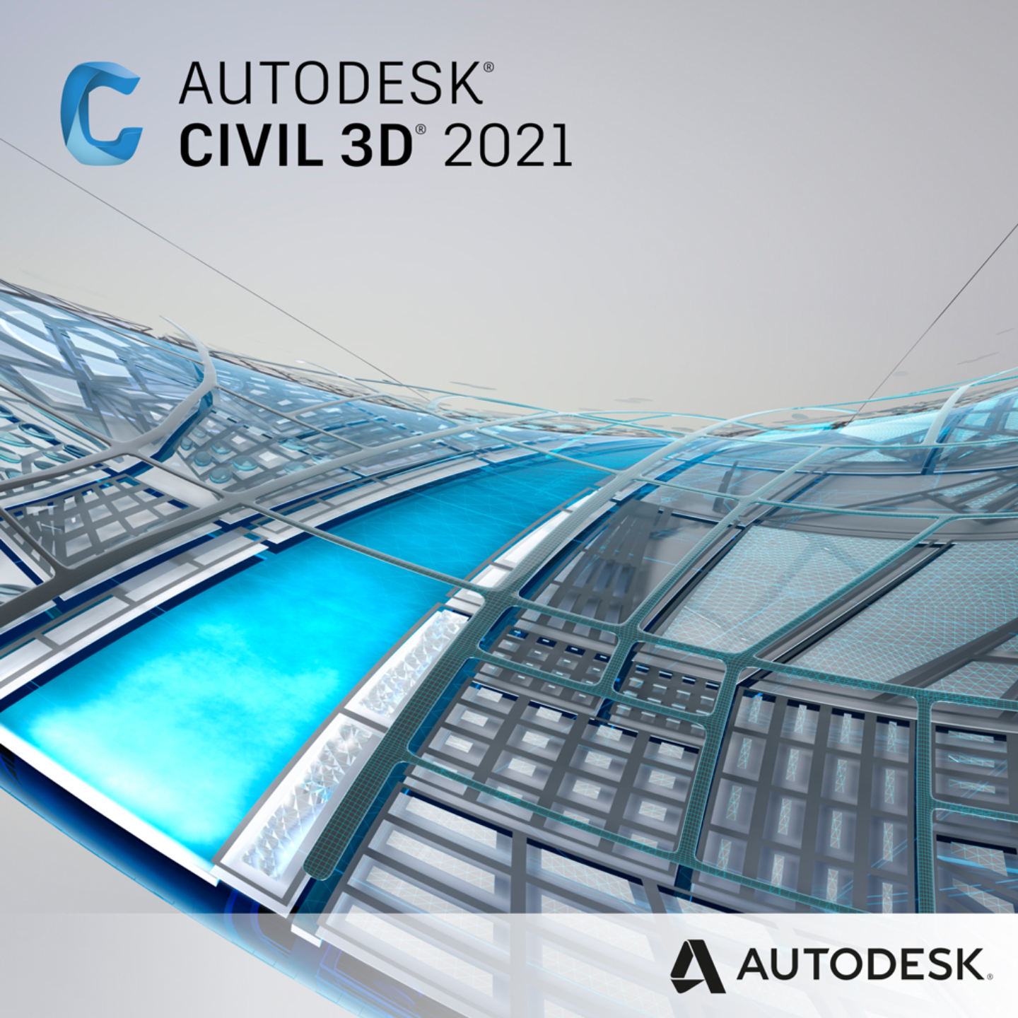 Autodesk AutoCAD Civil 3D 2021 Commercial (1-Year Subscription)