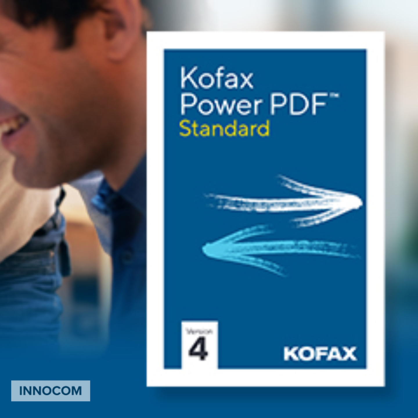 Kofax Power PDF 4.0 Standard-Box