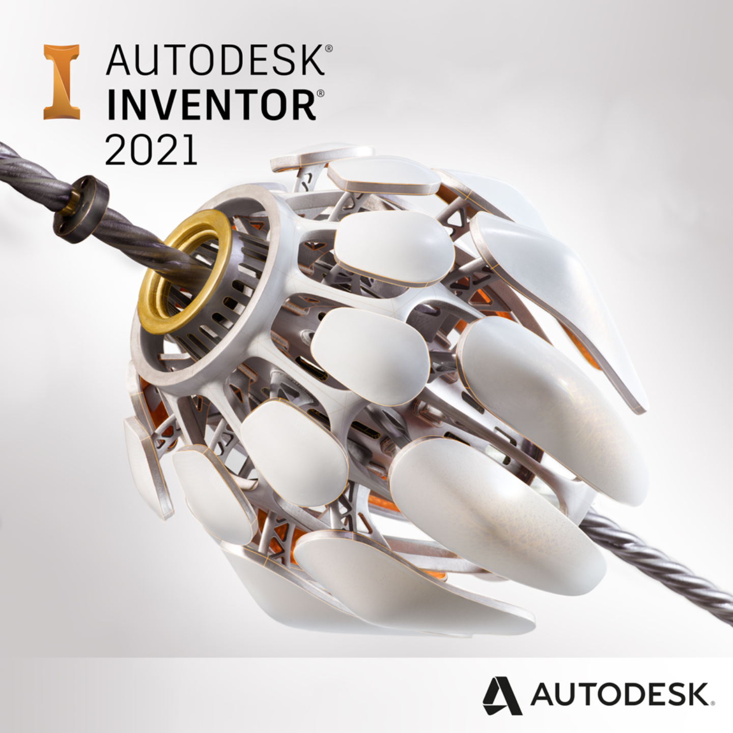 Autodesk Inventor Professional 2021  3-Years Subscription