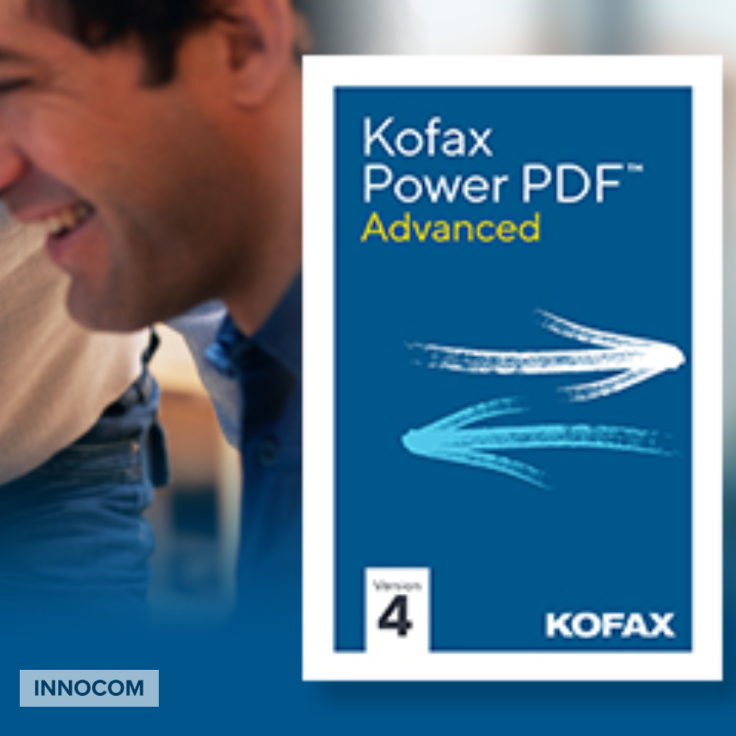 Kofax Power PDF 4.0 Advanced -Box