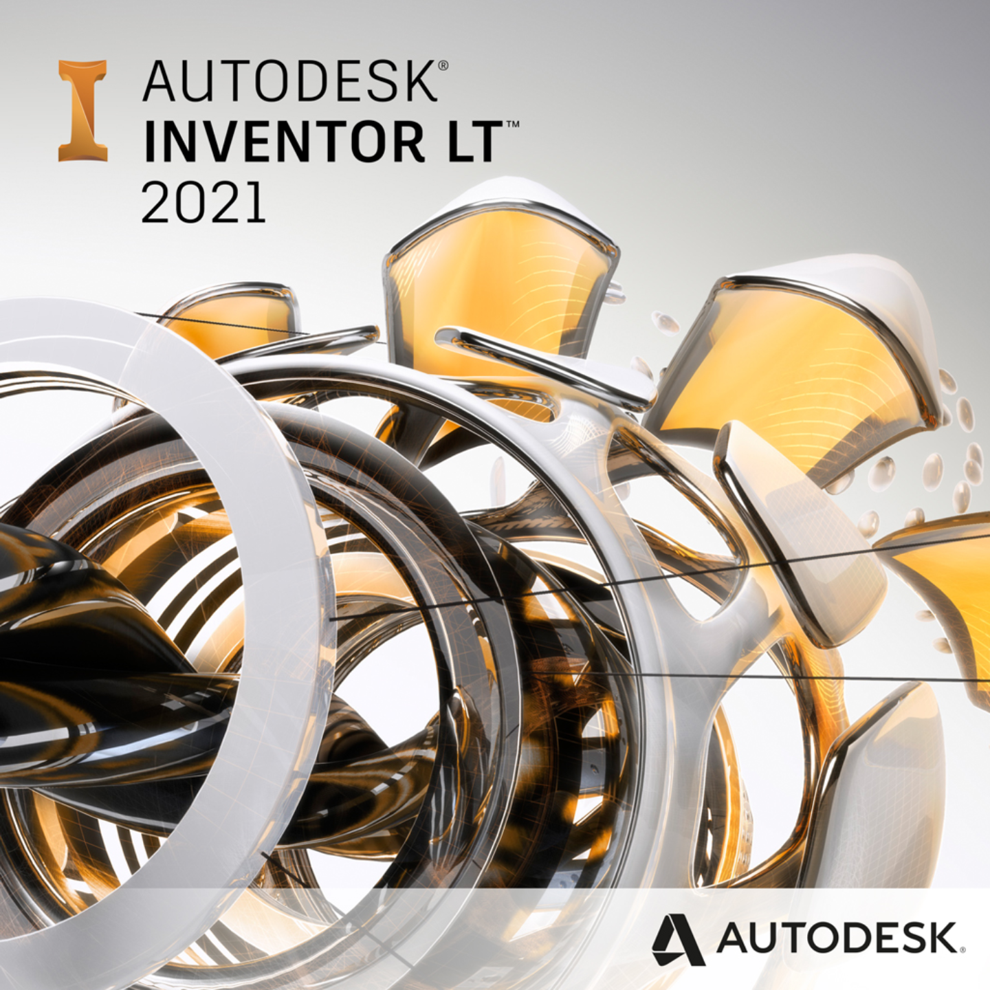 Autodesk Autocad Inventor LT Suite 2021 (1-Year Subscription)
