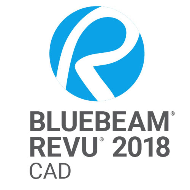 BLUEBEAM REVU 2018 CAD