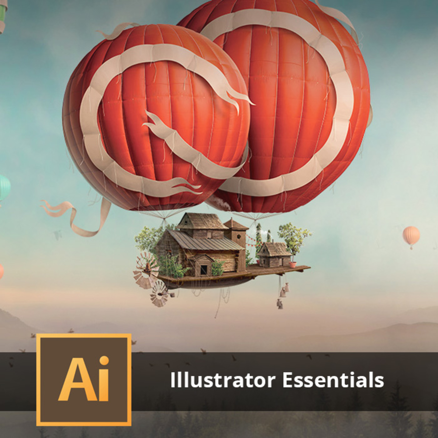 Adobe Training - Illustrator Essentials