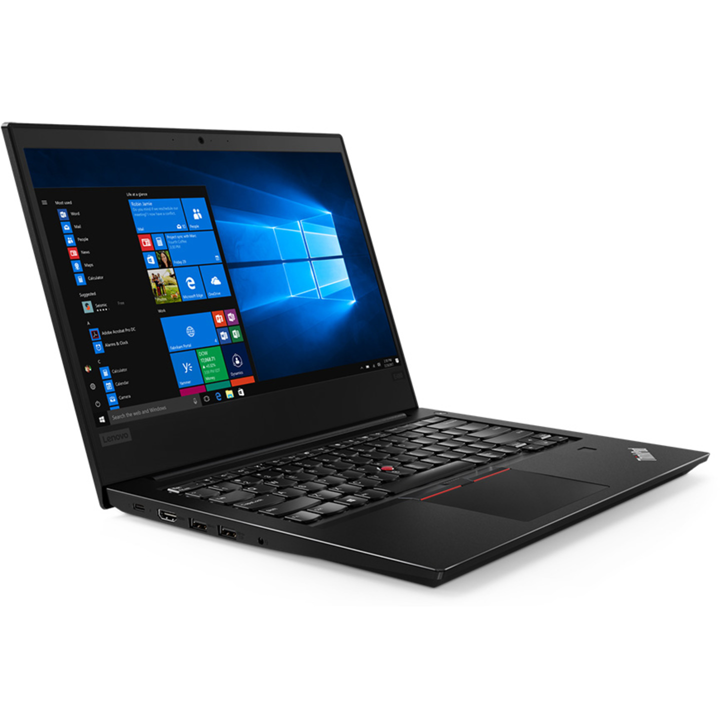 Lenovo ThinkPad E490s: Intel Core i7-8650U Processor