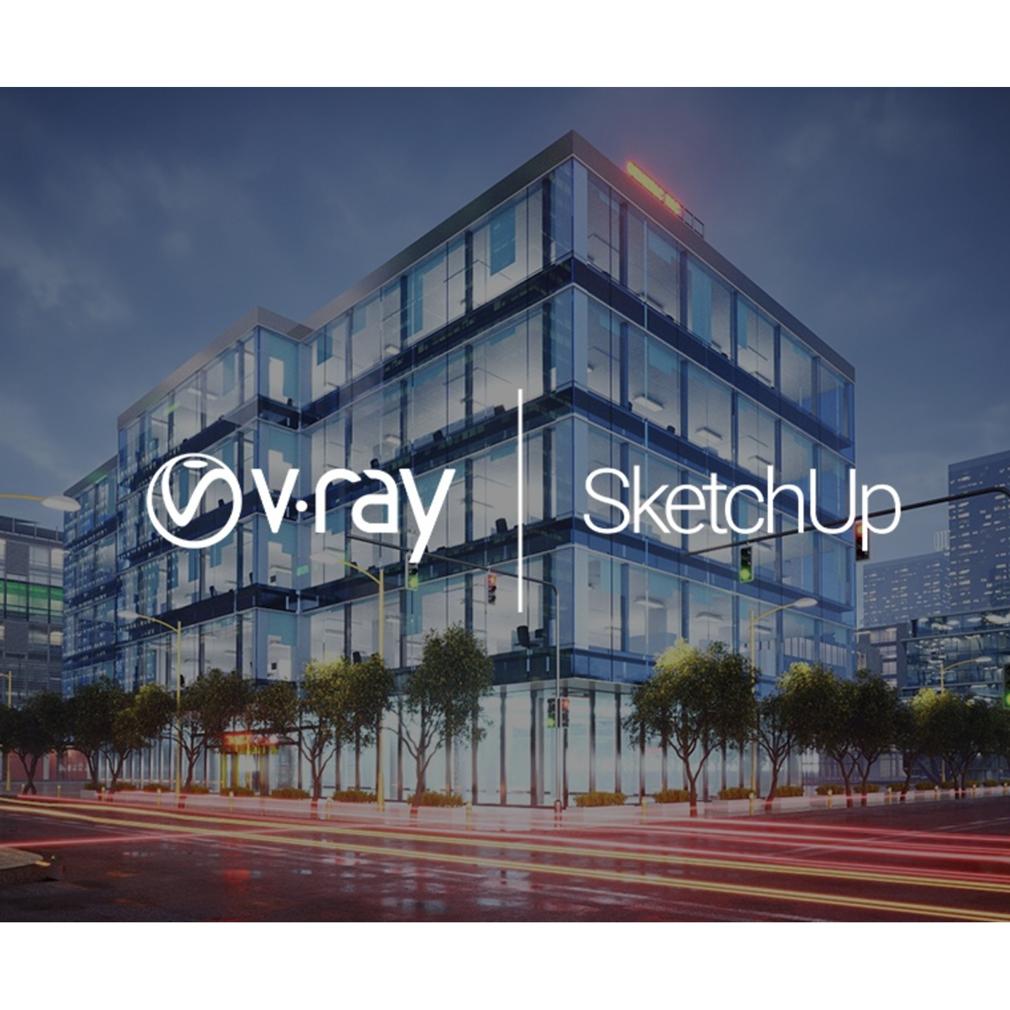 V-Ray for Sketchup Training