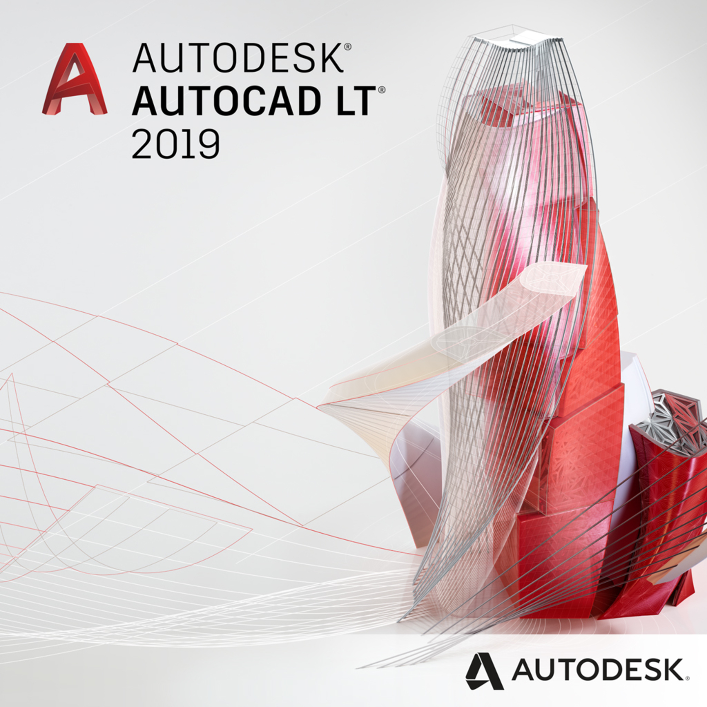 Autodesk Autocad LT 2019 (3-Years Subscription)