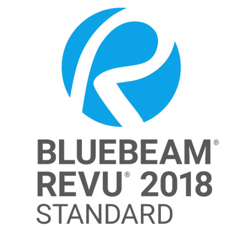 BLUEBEAM REVU 2018 STANDARD