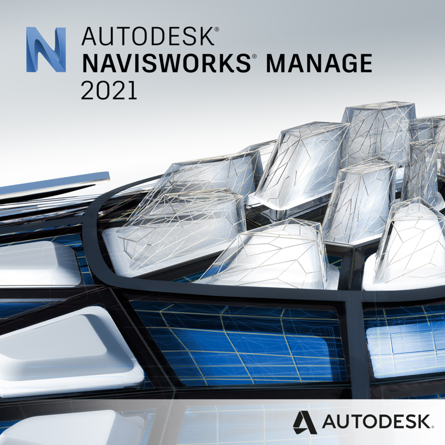 Autodesk Naviswork Manage 2021 (3 years)