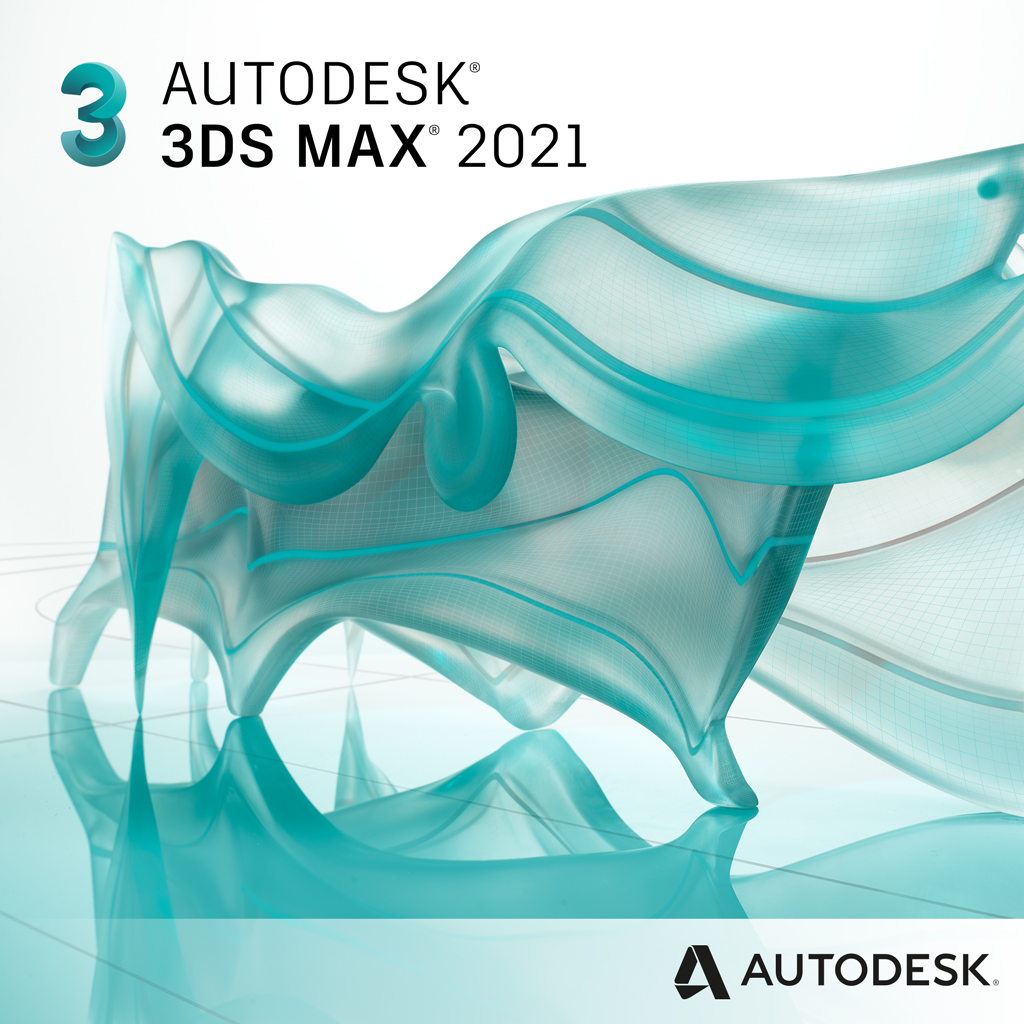 Autodesk 3ds Max 2020 Commercial New 1-Year Subscription
