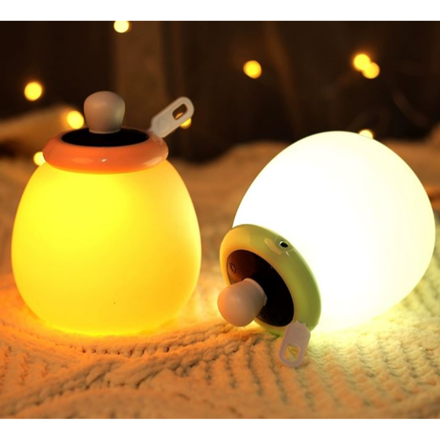 Rechargeable Beastfeeding night light
