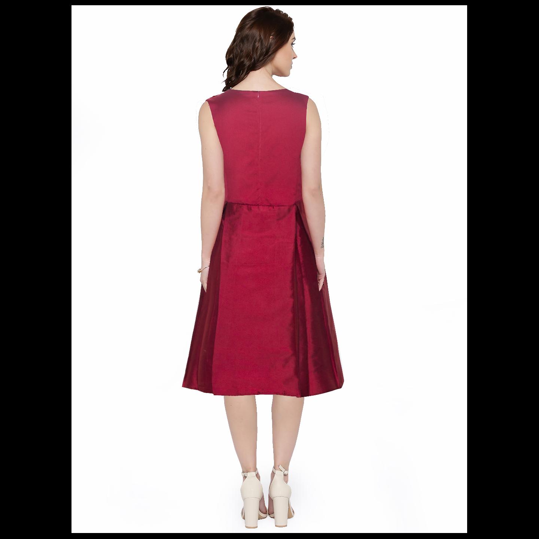 Fasdest Designer Western  Dress