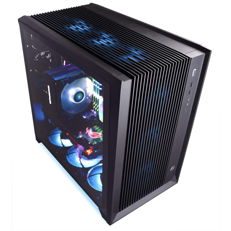 Lian Li PC-O11 Air RGB Dual Chamber Chassis (3 Preinstalled RGB Fans/Tempered Glass)
