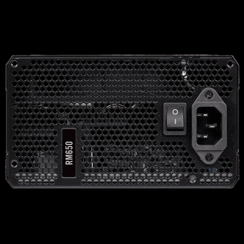 Corsair RM Series RM650 — 650 Watt 80 PLUS PSU