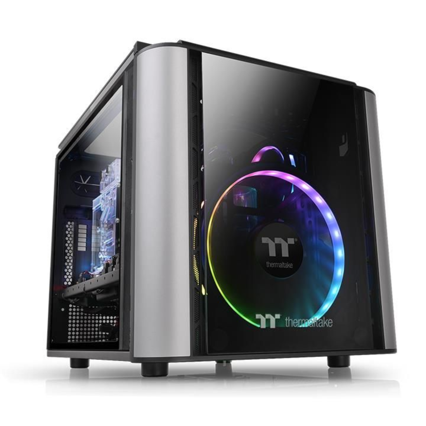 Thermaltake Level 20 VT (mATX / Tempered Glass)
