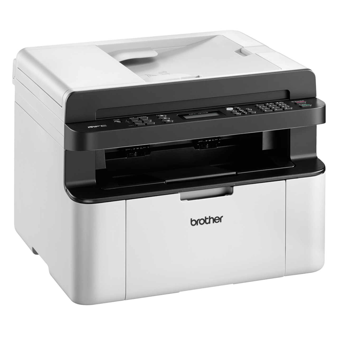 Brother MFC-1910W Compact Monochrome Laser Multi-Function Centre (Wireless / ADF / Print / Scan / Copy / Fax)