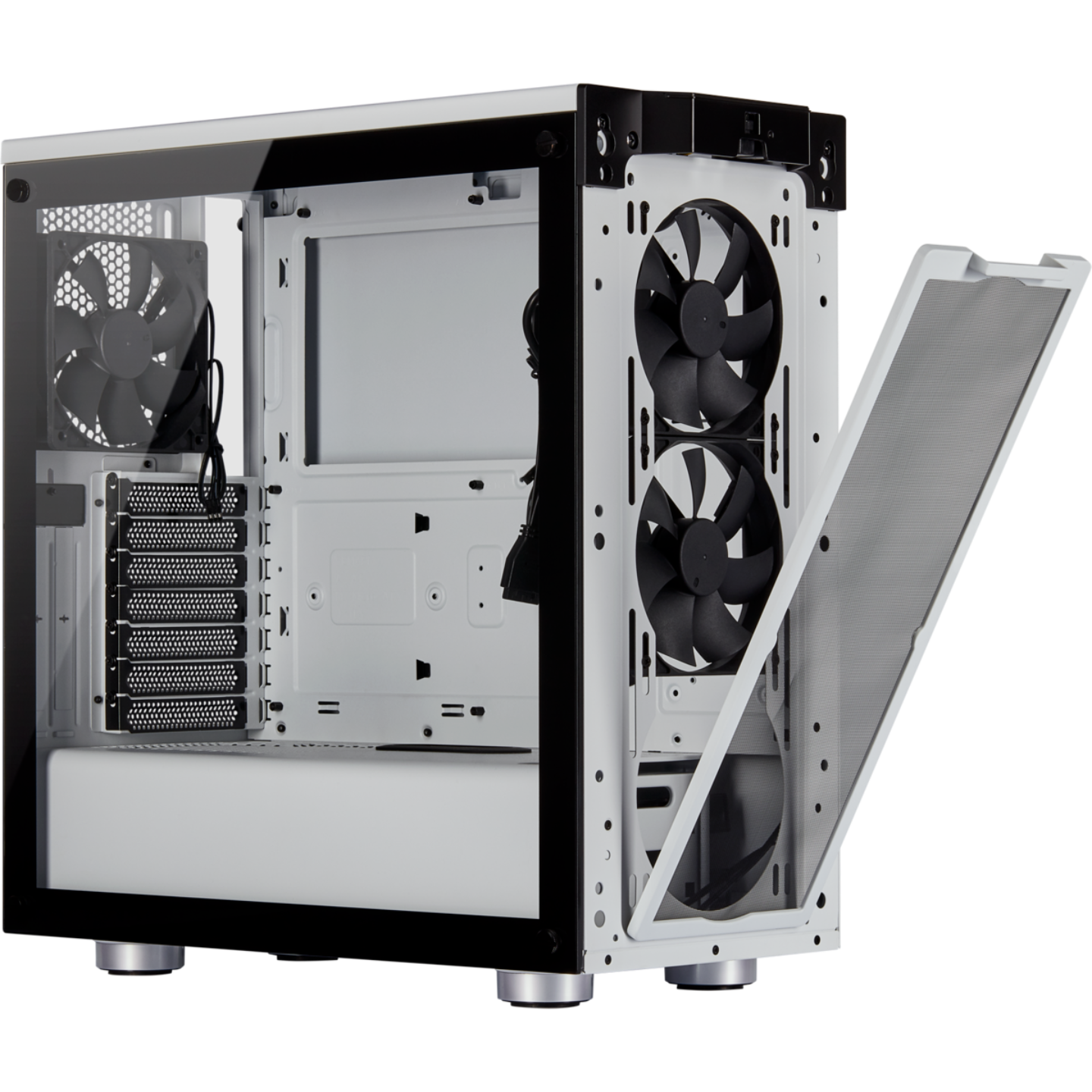 Corsair 275R Airflow Tempered Glass Mid-Tower Gaming Case