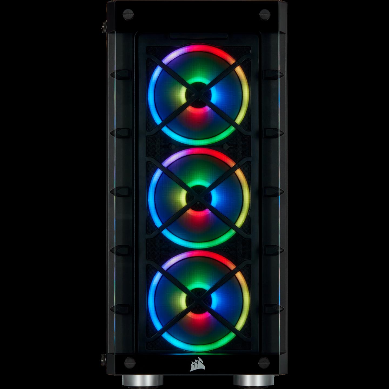 Corsair iCUE 465X RGB Mid-Tower ATX Smart Case