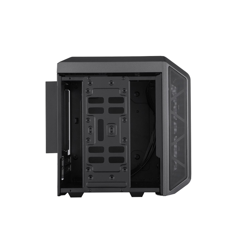 Coolermaster MasterCase H100 (mITX / 200mm RGB / ATX PSU / MCM-H100-KANN-S00)