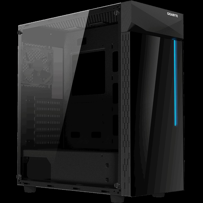 Gigabyte C200G RGB Tempered Glass