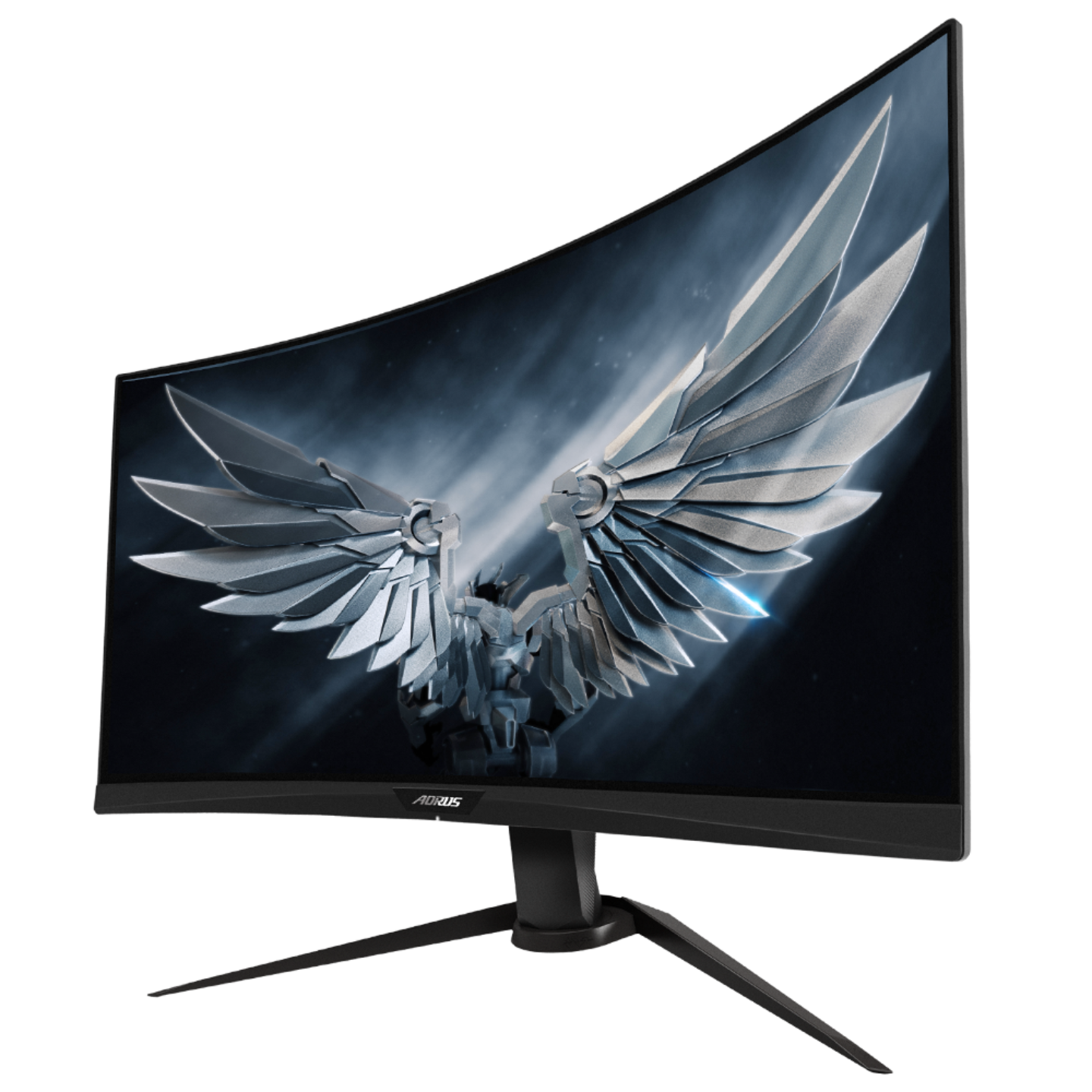 Gigabyte AORUS CV27F Gaming Monitor (Curved/165 Hz/1ms/27 Inch)