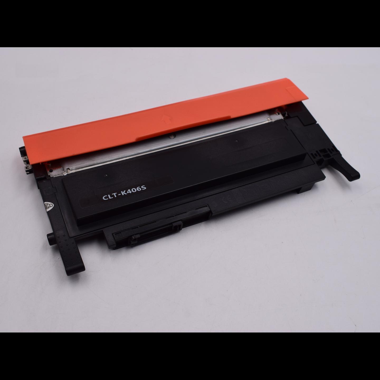 Compatible Toner CLT-406 (CYMB) Full Set