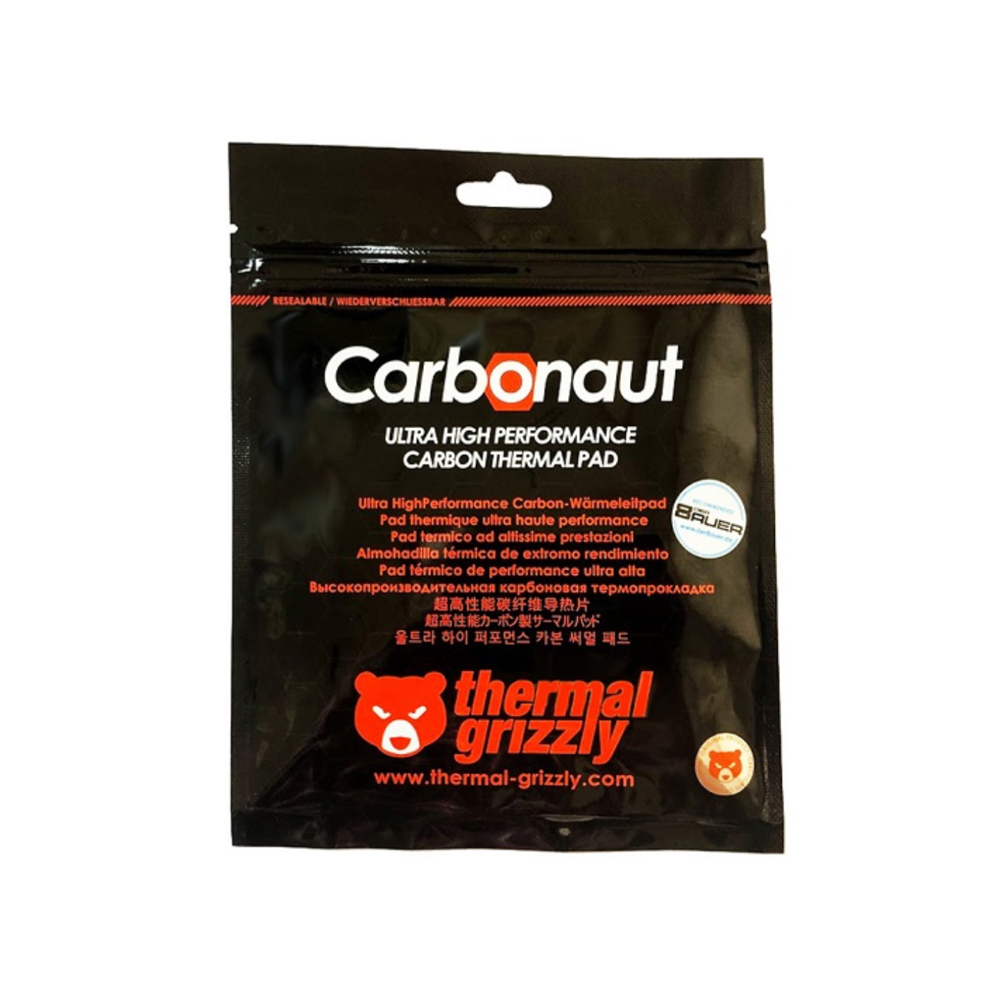 Thermal Grizzy Carbonaut (31x25x0.2mm)