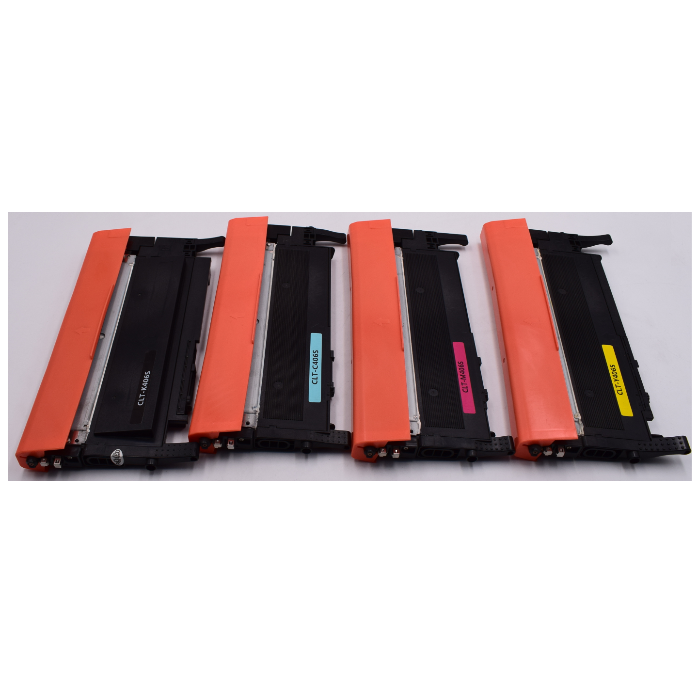Compatible Toner CLT-406 (CYMB) Full Set