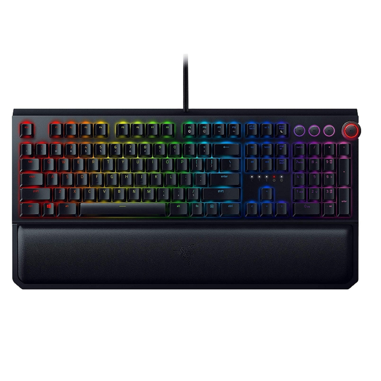 Razer BlackWidow Elite Mech Gaming Keyboard Yellow Switch
