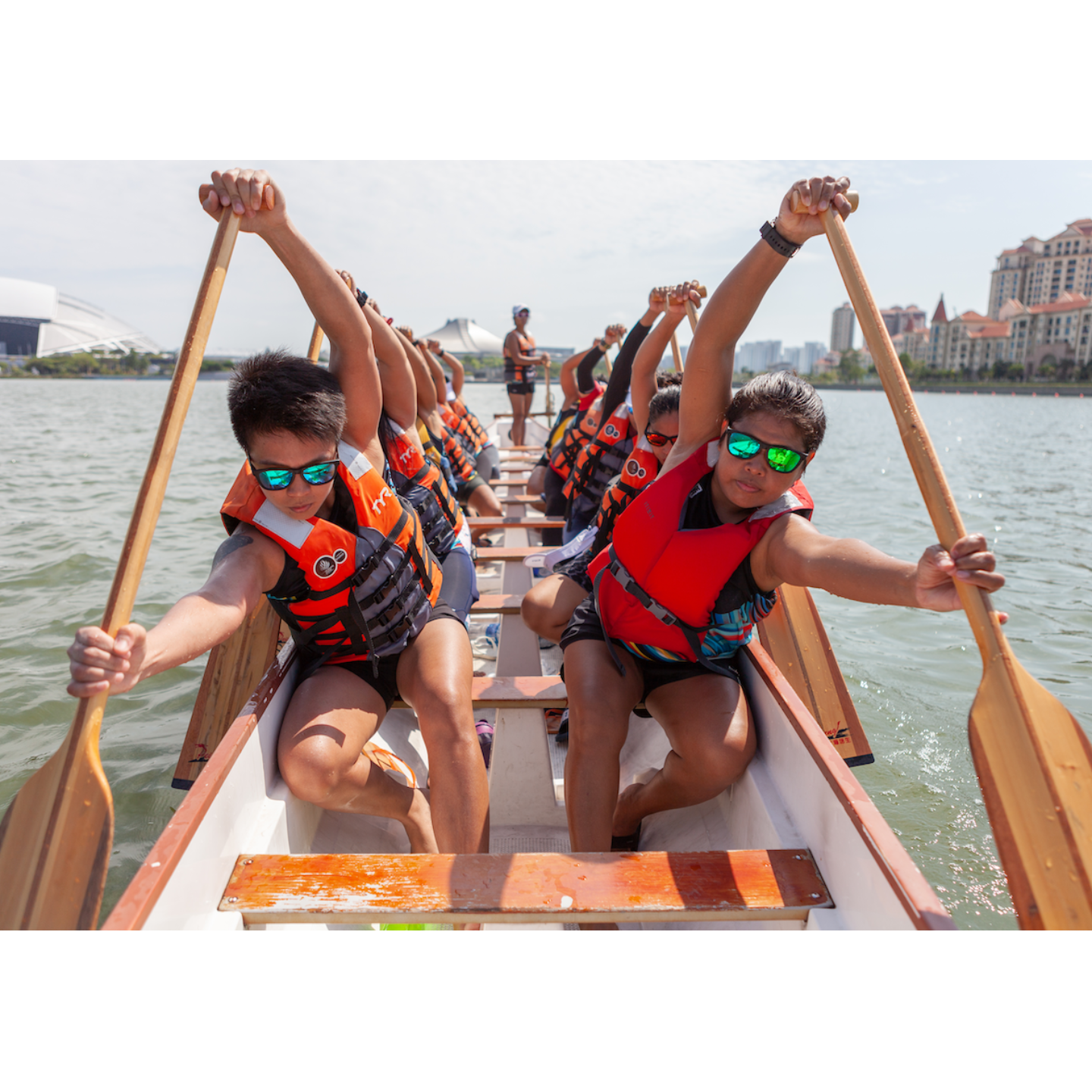 Dragon Boat Pass - Oct 11 1.00pm - 3.00pm