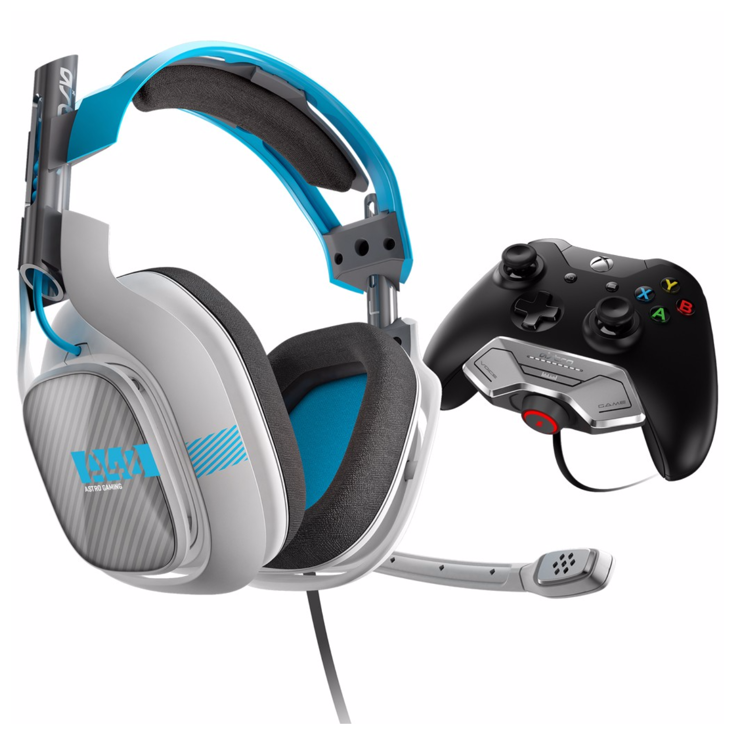 Astro A40 Wired Headset + MixAmp M80 (For XBox One)