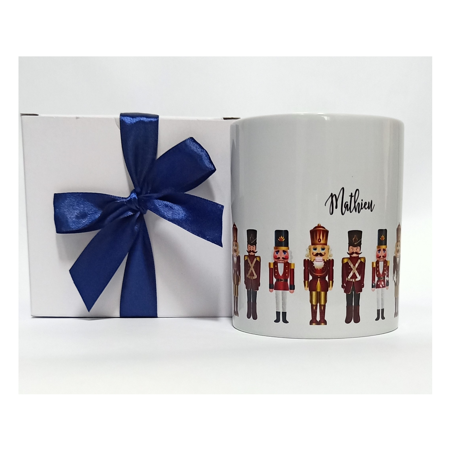 Christmas Nutcrackers Mug