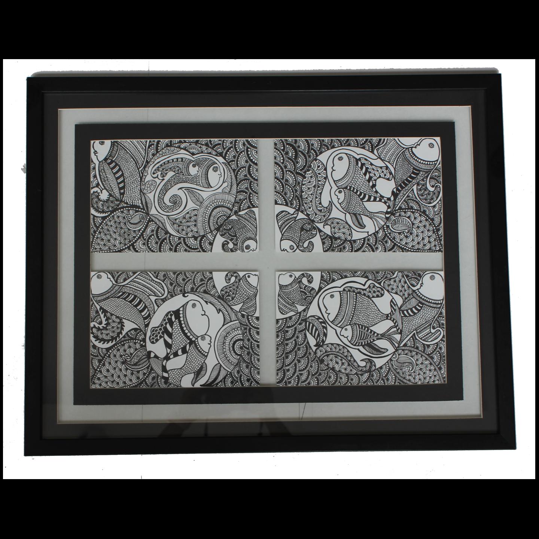 Matsya Art Frame